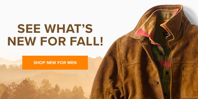 SEE WHAT'S NEW FOR FALL!